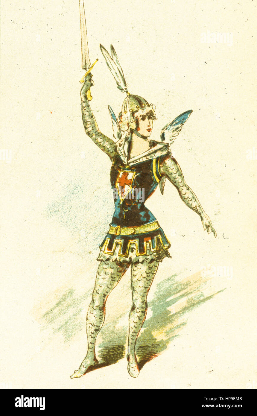 Amor,Luigi manzotti,Museo Teatrale alla Scala Imagen De Stock