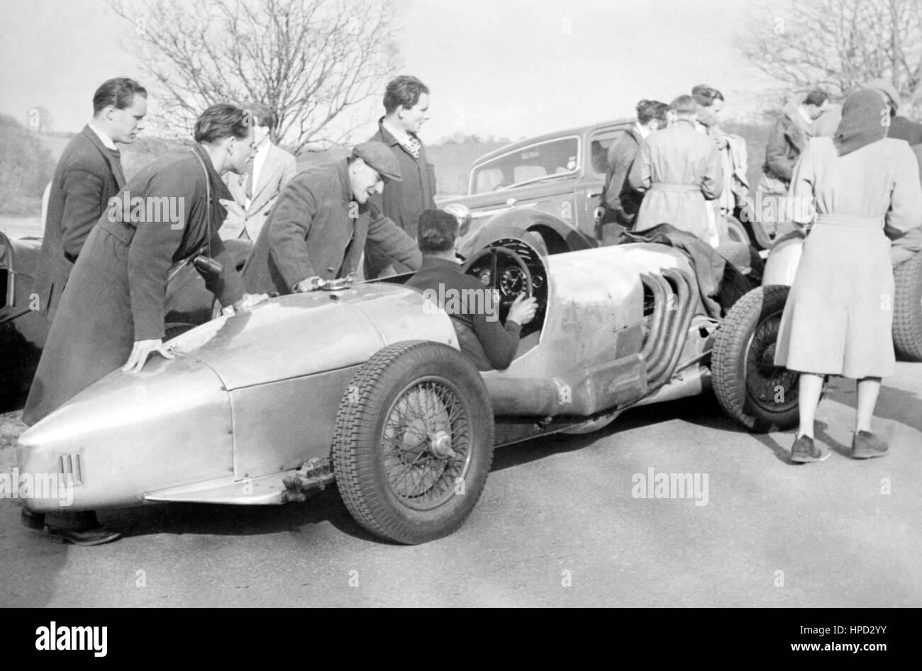 1950 deportes Inicio Especiales Prescott Imagen De Stock