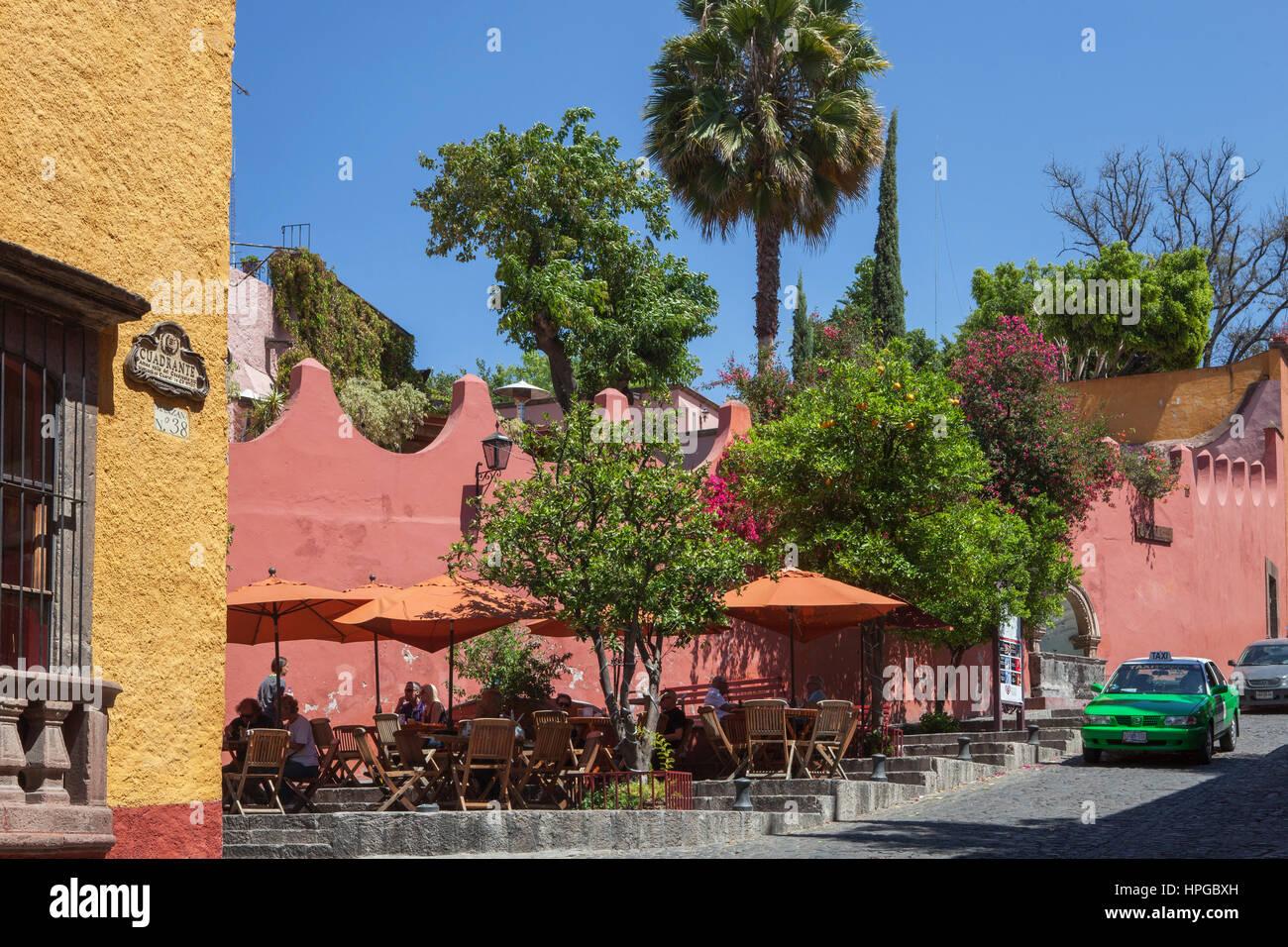 México Estado De Guanajuato San Miguel De Allende