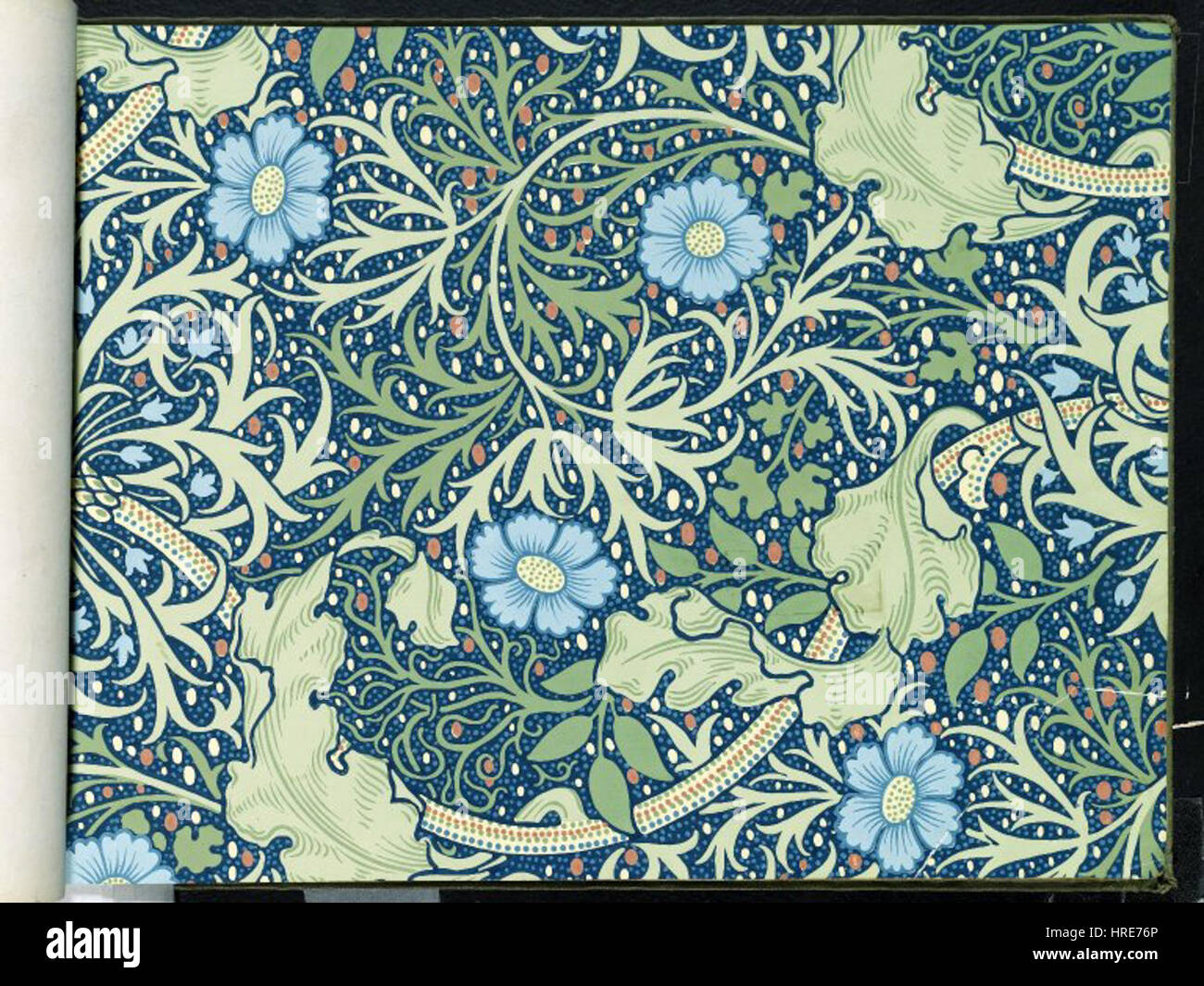 Brooklyn Museum Wallpaper Sample Book 1 William Morris