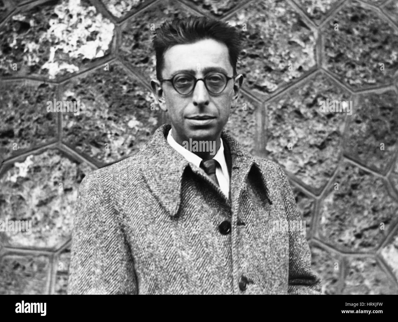 Robert Desnos El Poeta Surrealista Francés Foto Imagen De