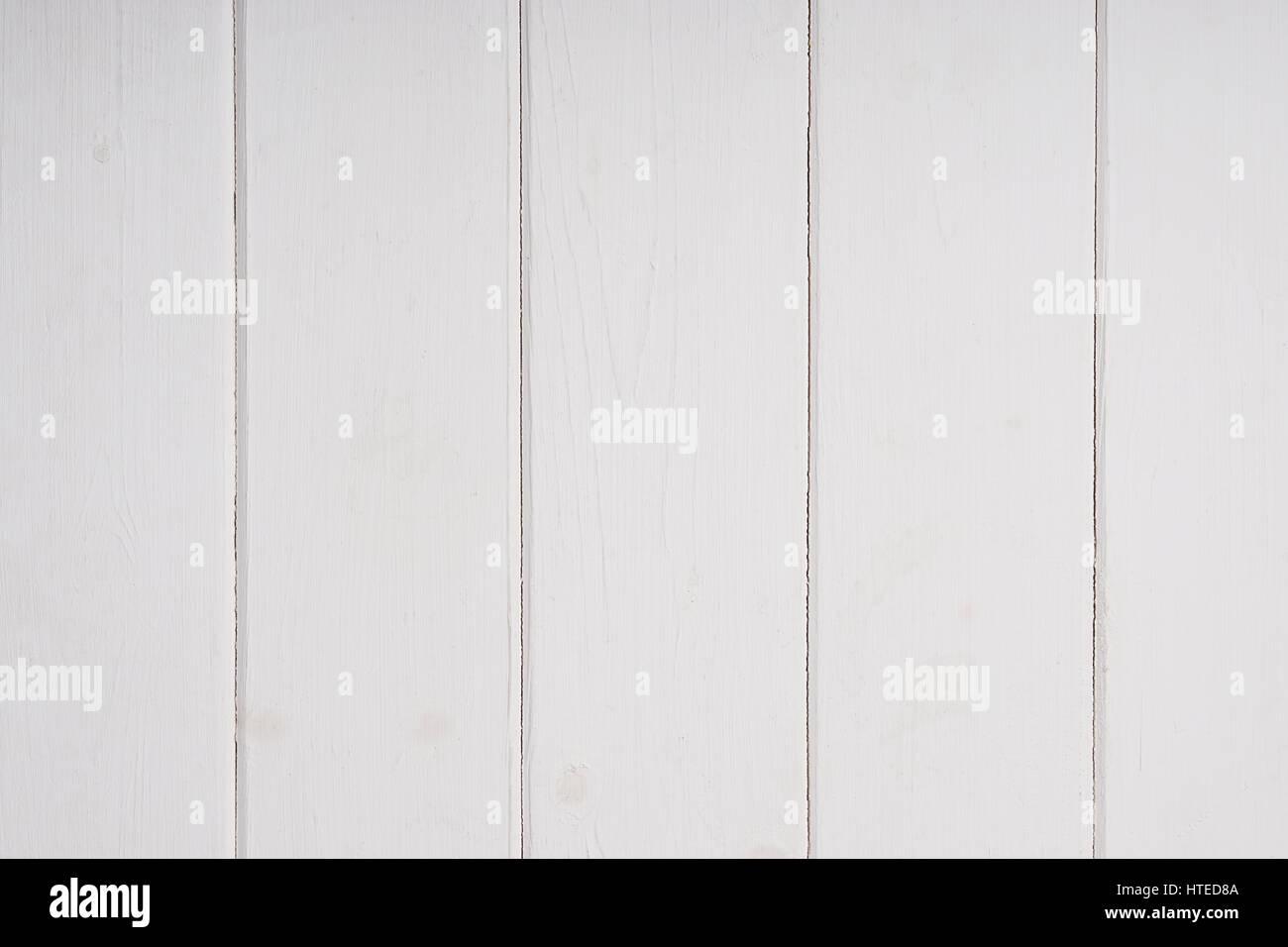 Paneles de pared de madera blanca rústica textura de fondo Imagen De Stock