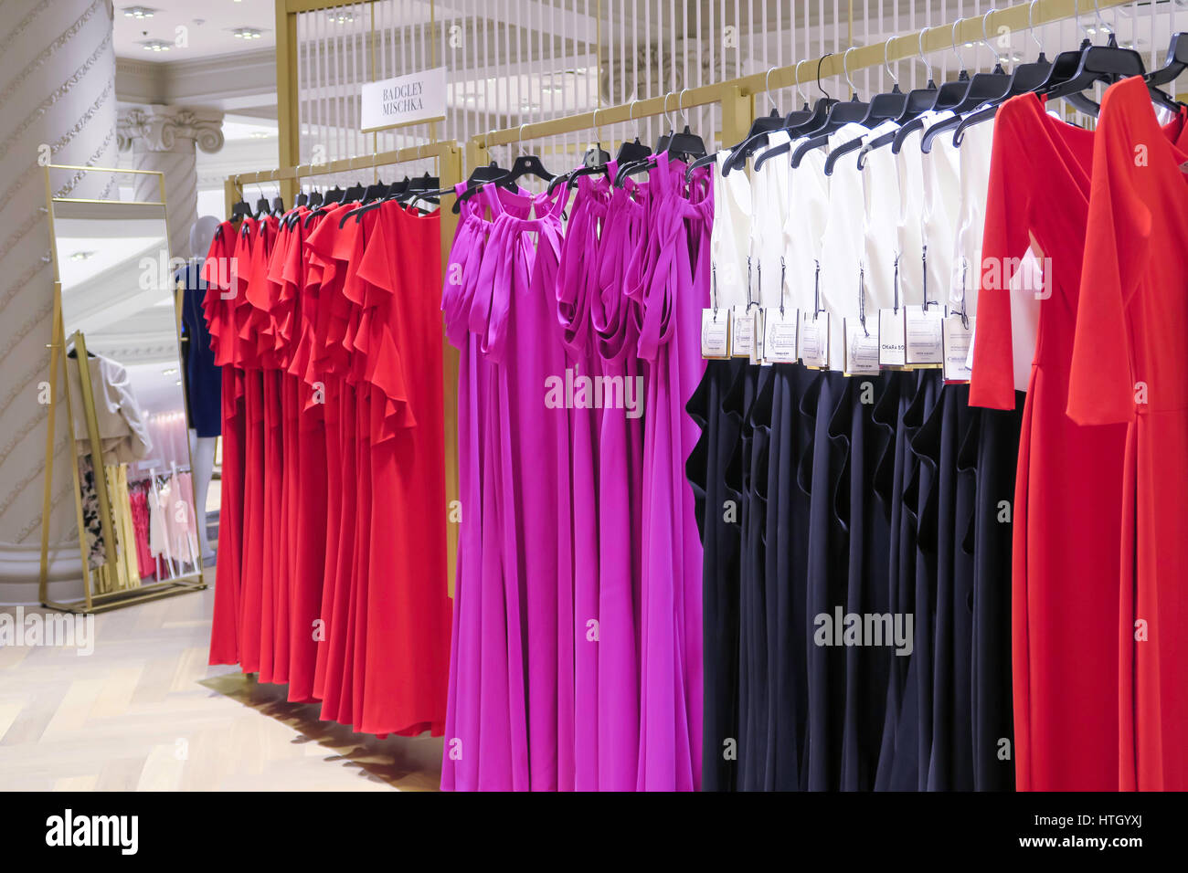 Formal Dresses Imágenes De Stock & Formal Dresses Fotos De Stock - Alamy