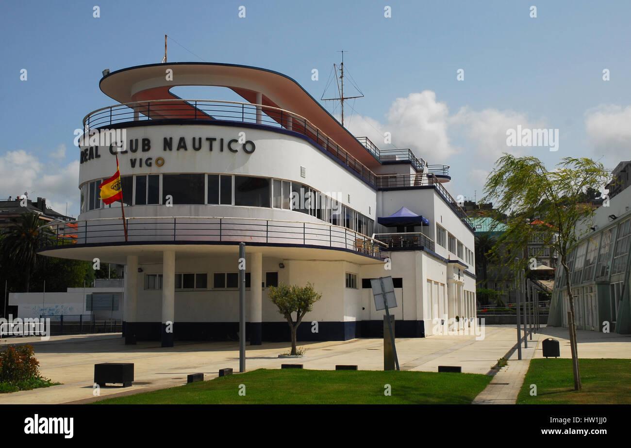 Resultado de imagen de IMAGENES DEL REAL CLUB NAUTICO DE VIGO