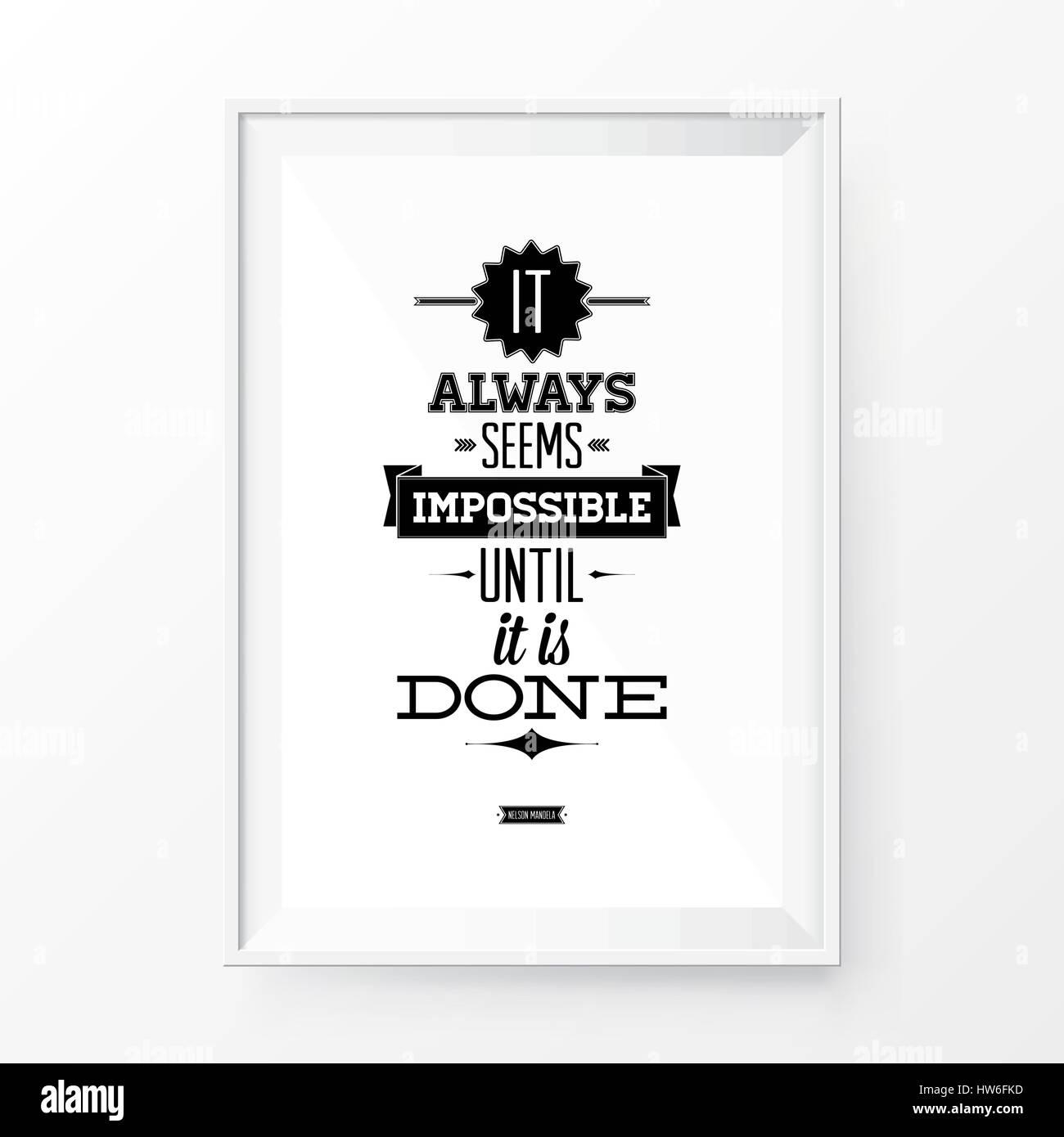Quote Poster Imágenes De Stock & Quote Poster Fotos De Stock - Alamy