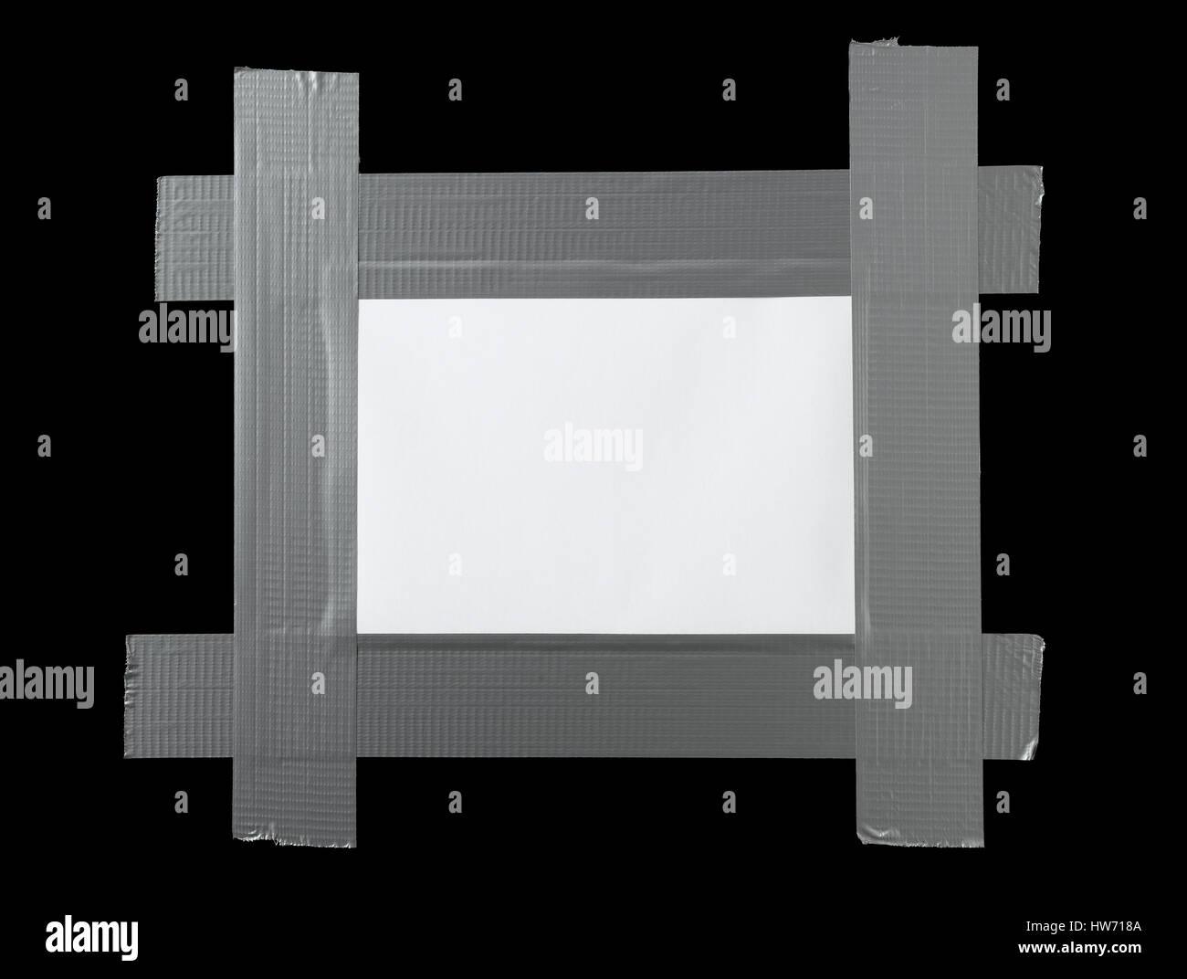 Sticky tpe con espacio de copia Foto de stock