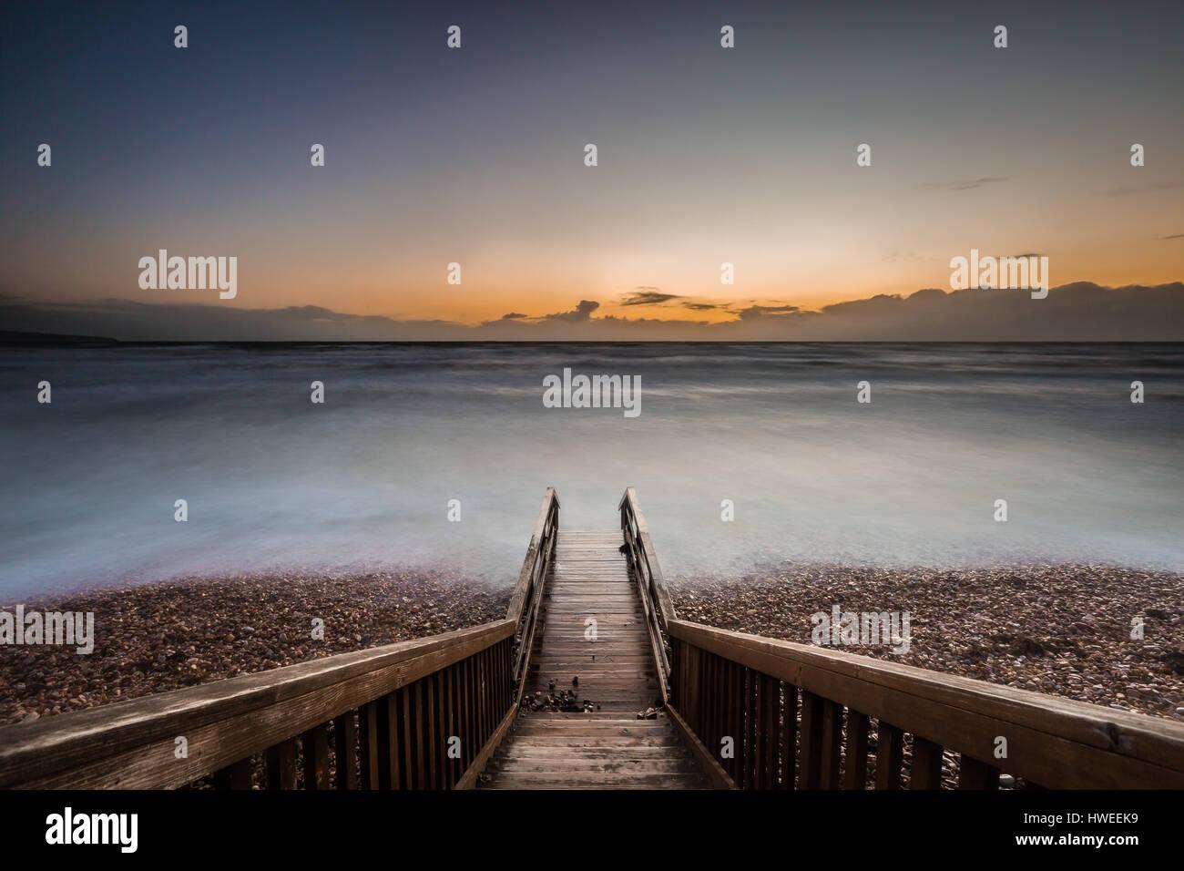 Sellicks Beach, Australia del Sur Foto de stock