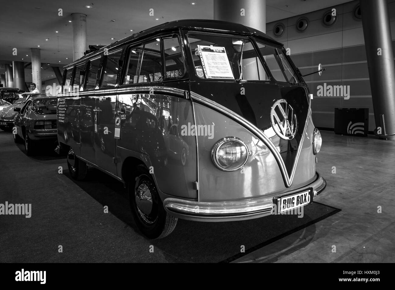выставка фольксваген транспортер