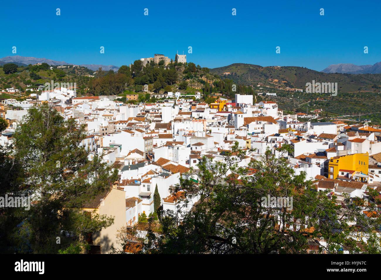 46e99171ef43c Parque Natural Sierra de las Nieves. La provincia de Málaga Costa del Sol.  Andalucía al sur de España