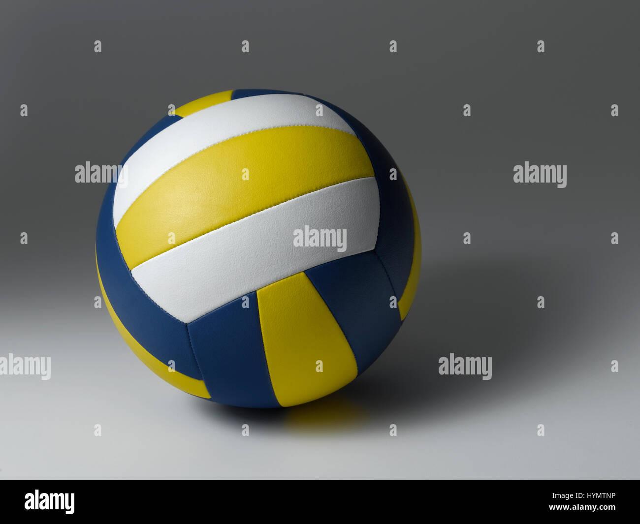 Pelota de voleibol Foto de stock