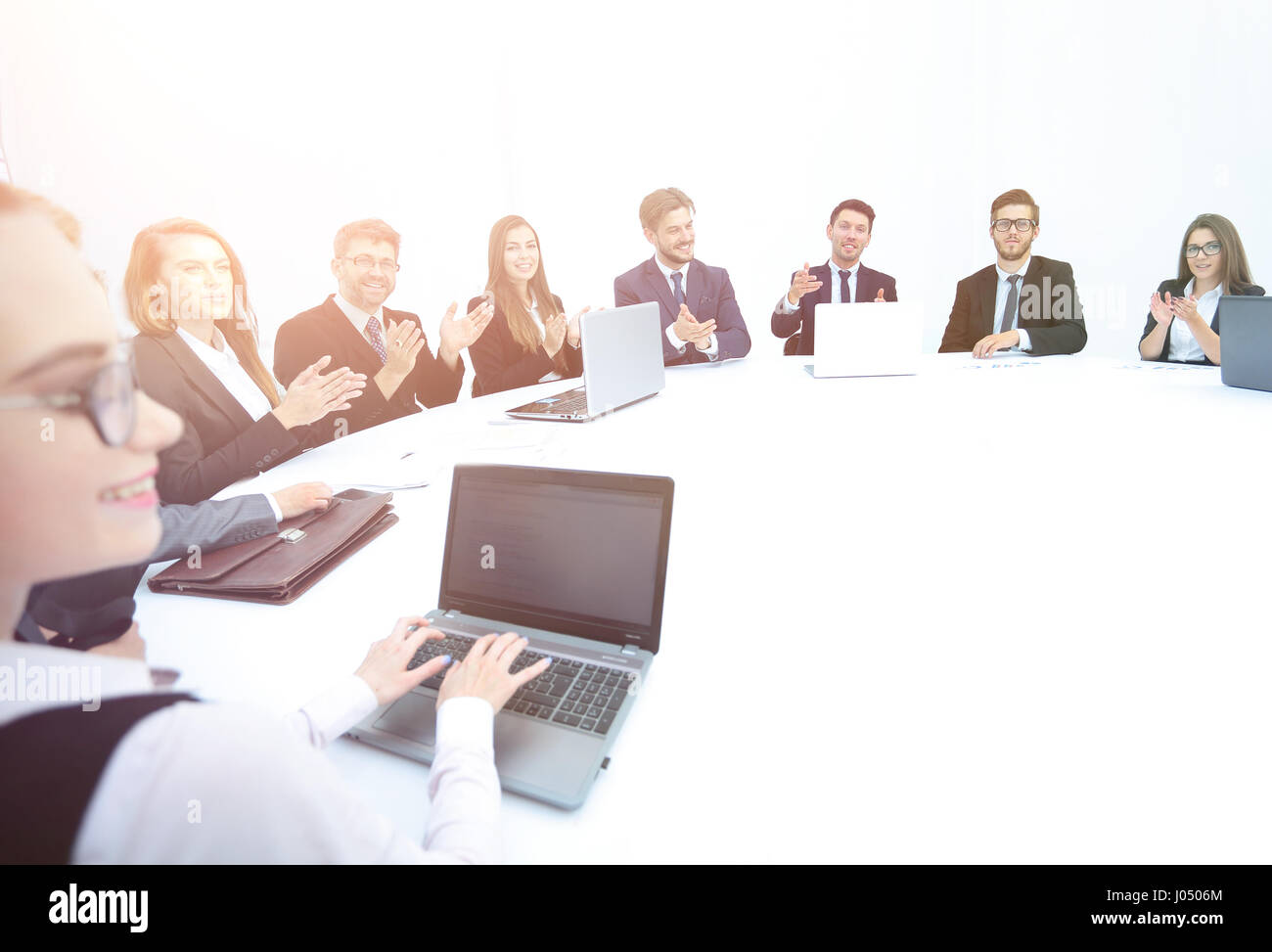 Negotiators Imágenes De Stock & Negotiators Fotos De Stock - Alamy