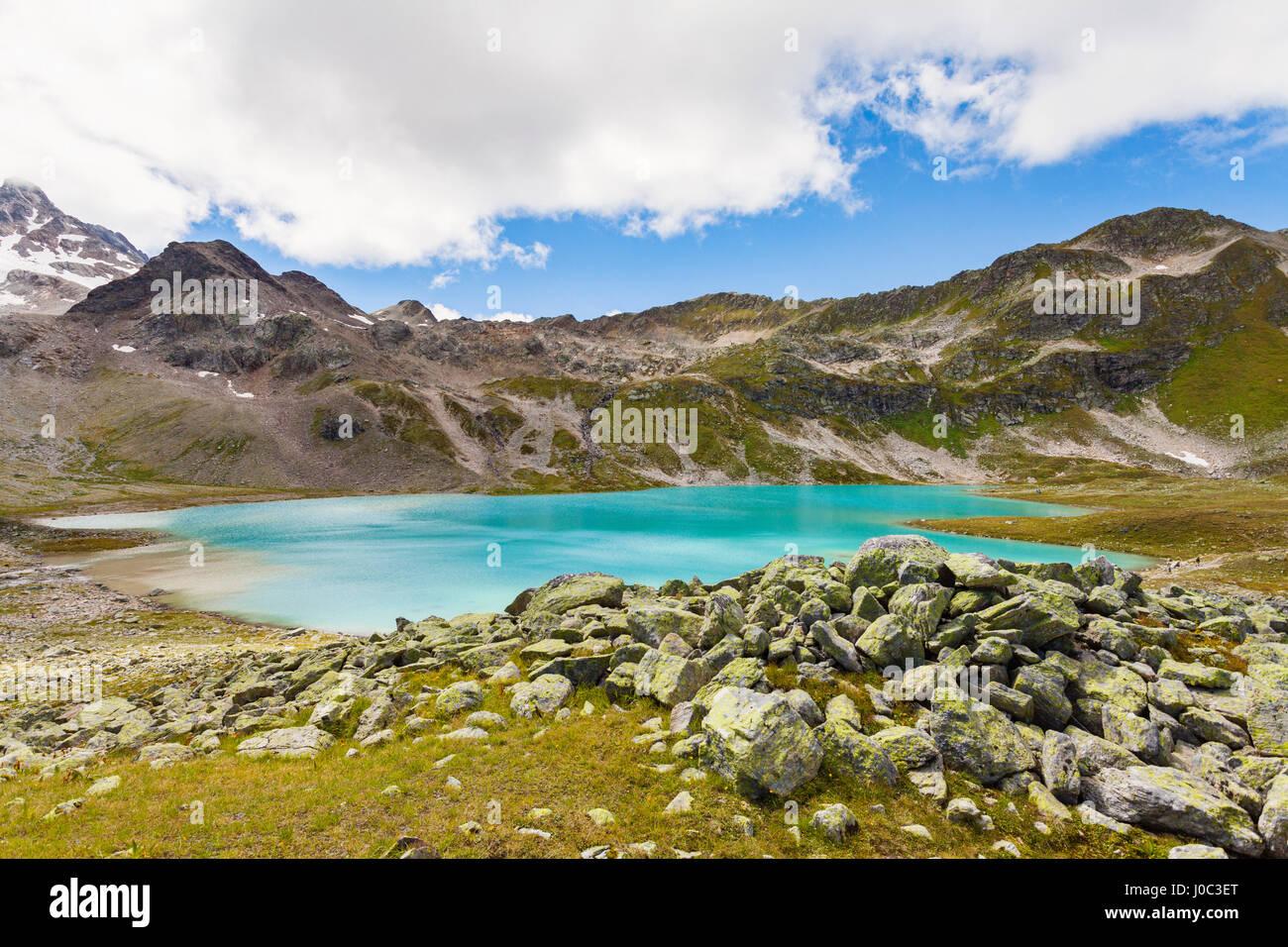 Cordillera, Davos, cantón de Los Grisones, Suiza Imagen De Stock