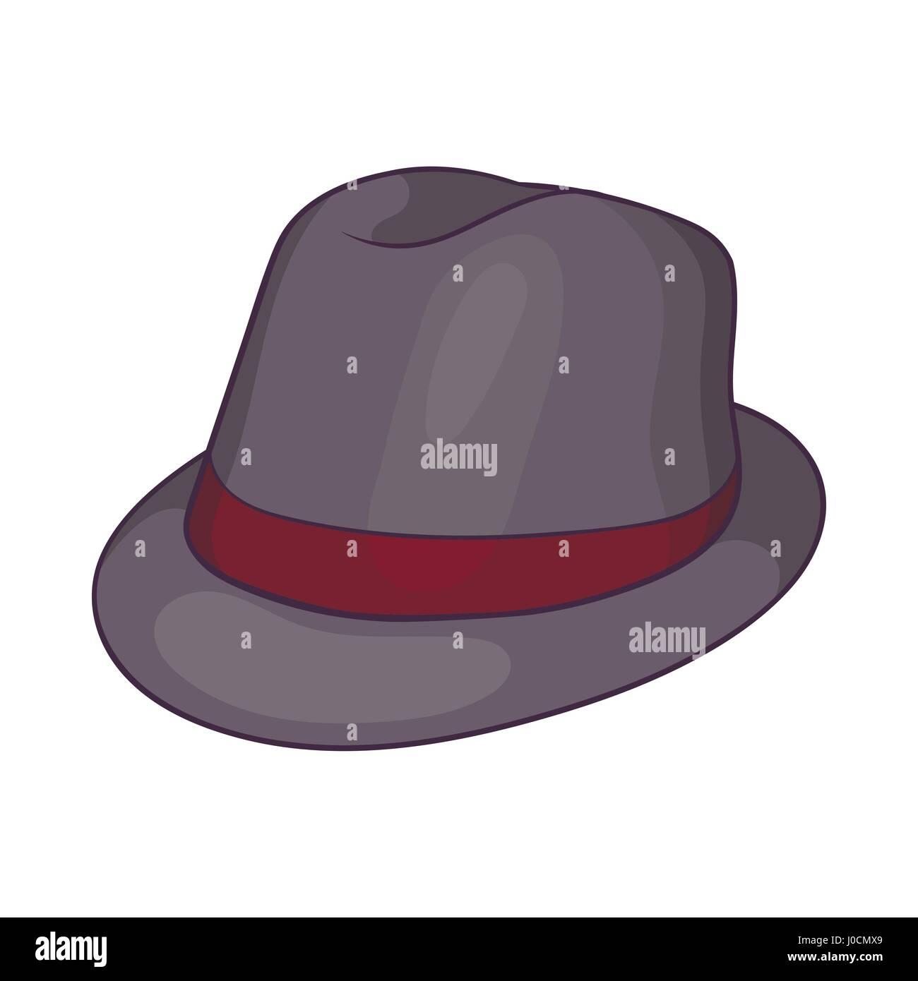 4d29082c3342a Icono de sombrero gris
