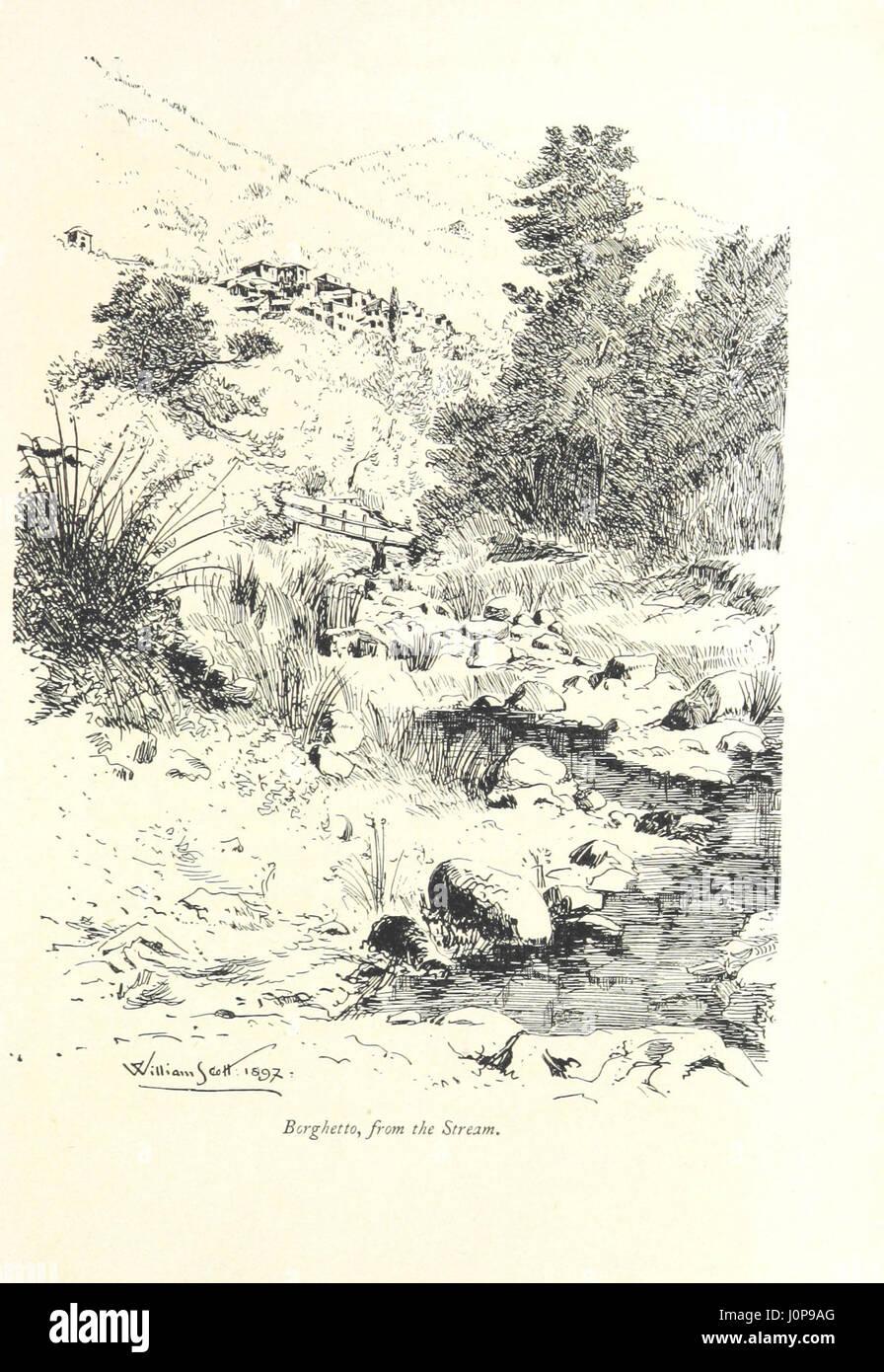 931ee1b76783 Aldeas de roca de la Riviera ... Con 60 ilustraciones de dibujos por ...