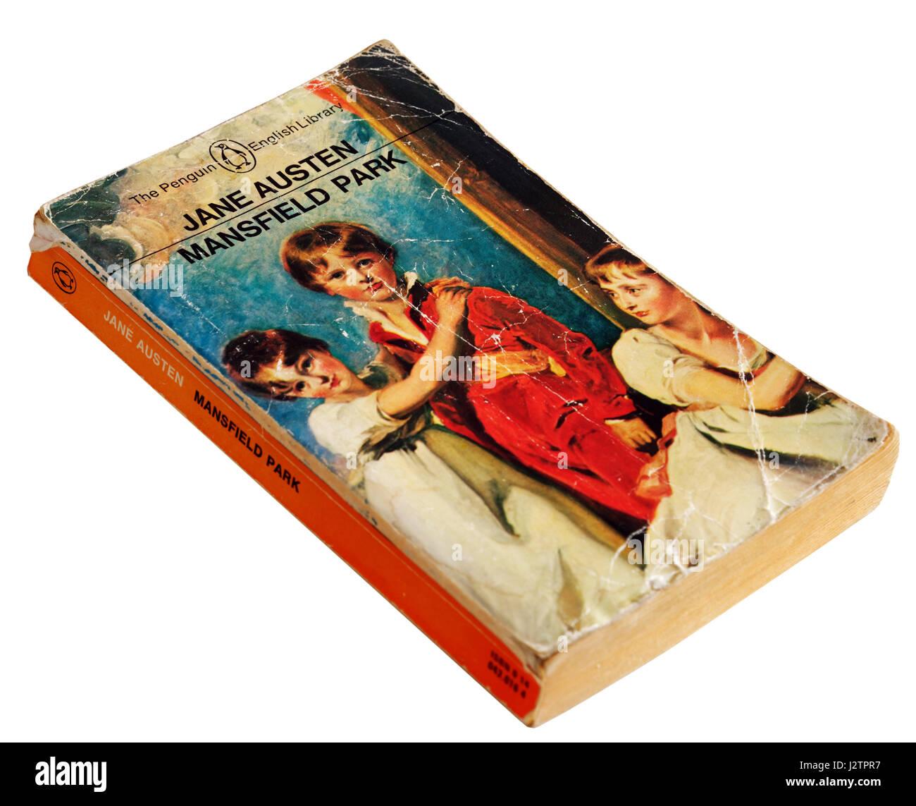 Mansfield Park de Jane Austen Imagen De Stock