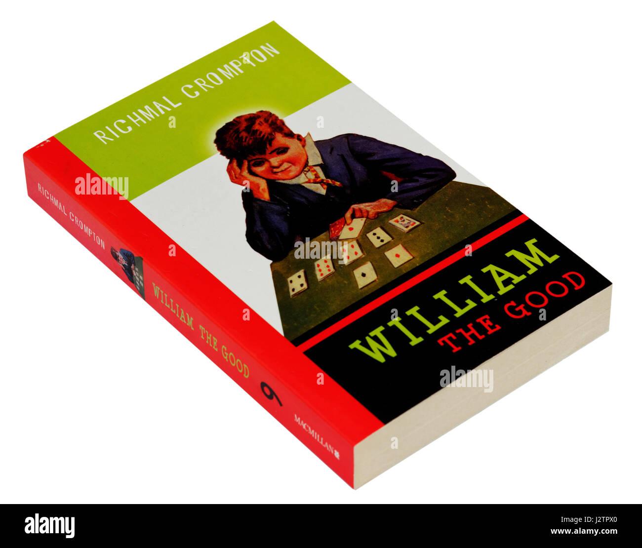 William la buena por Richmal Crompton Imagen De Stock
