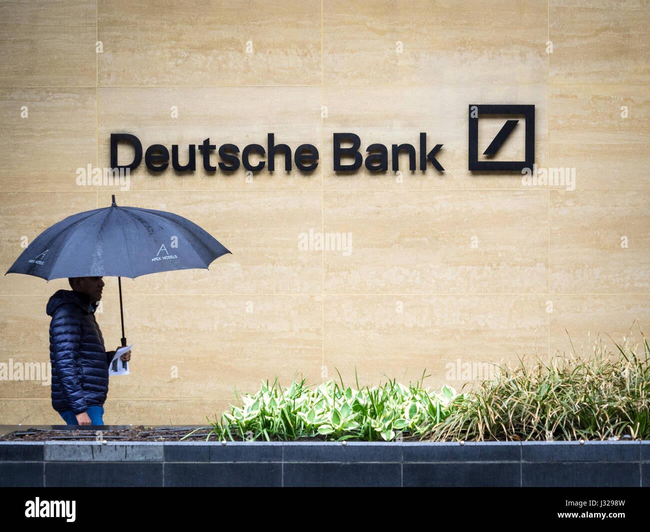 Deutsche Bank London Imagenes De Stock Deutsche Bank London