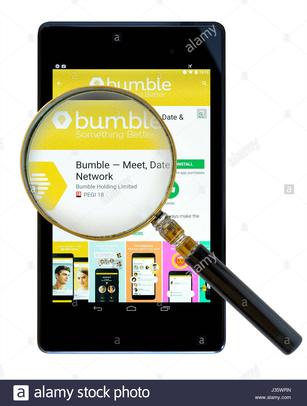 Bumble app android