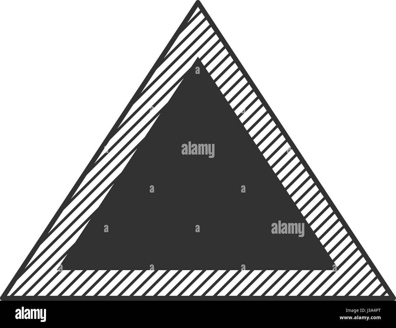 Diseño de etiqueta vintage aislado Imagen De Stock