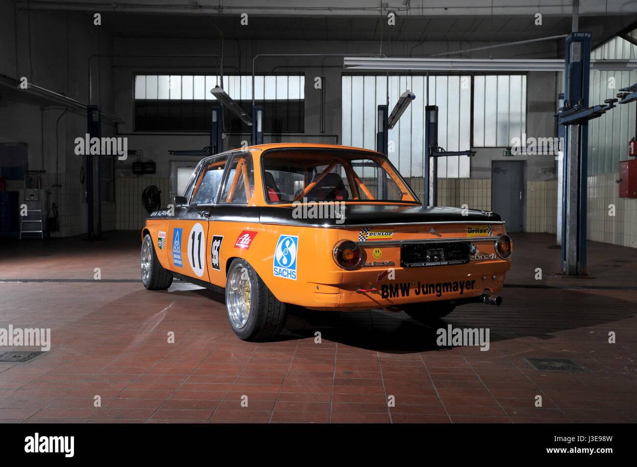 Alpina Bmw 2002 Ti Race Car Auto Clasico Aleman Fotografia De Stock Alamy