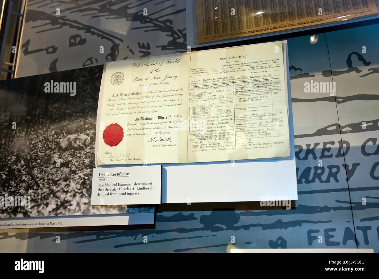 Death Certificate Imágenes De Stock & Death Certificate Fotos De ...