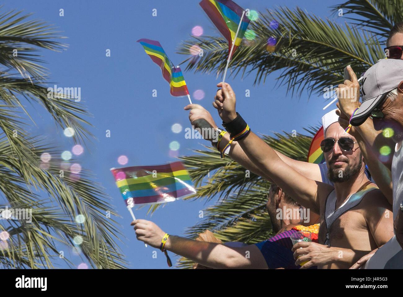 Comunidad gay en canarias
