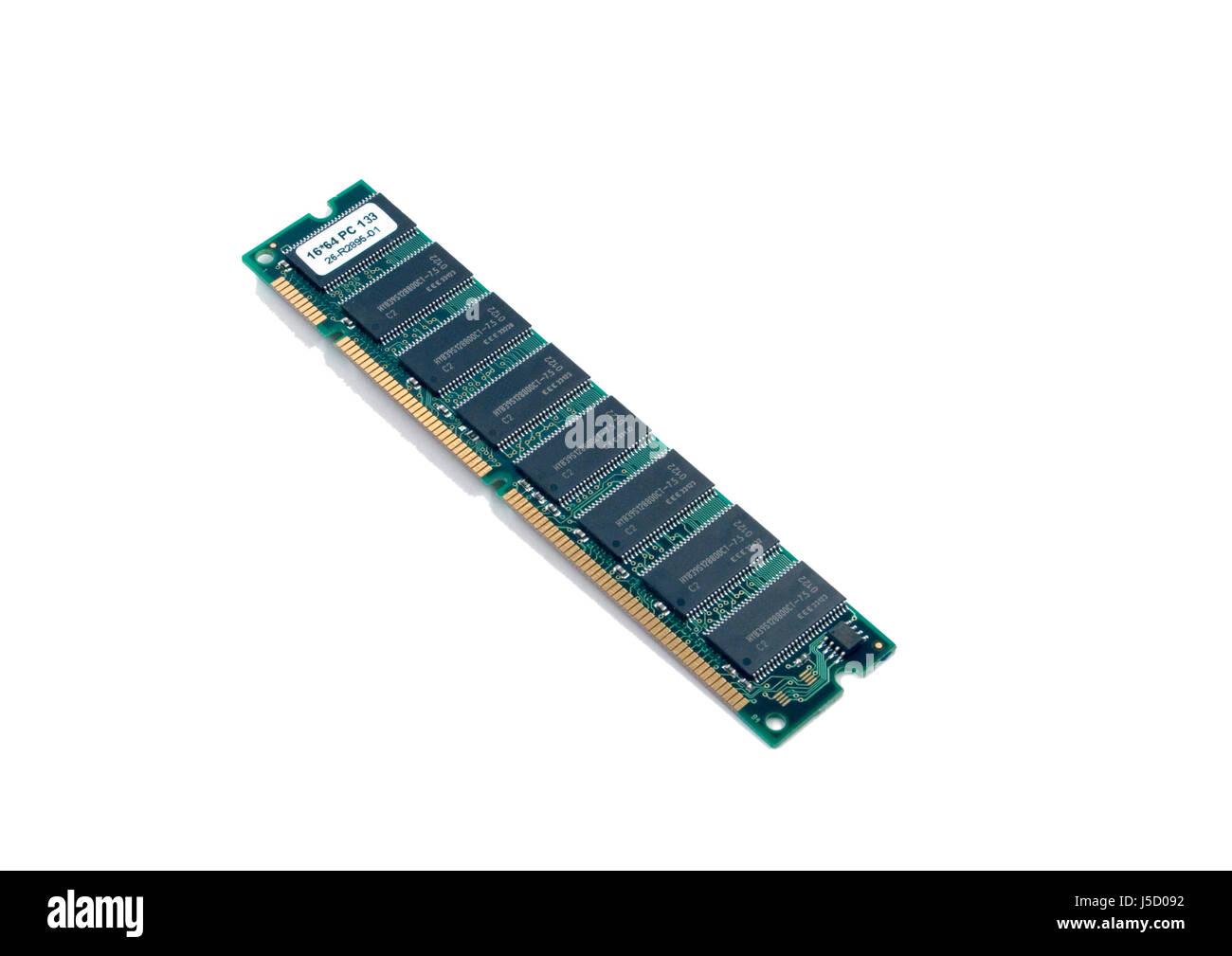 DDR 1 Foto de stock