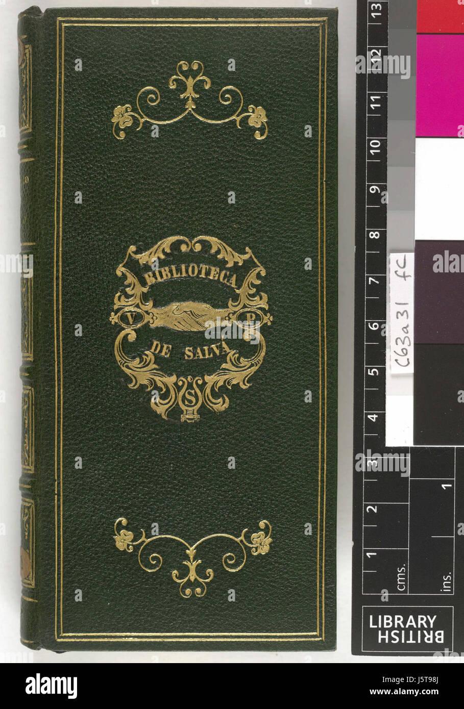-El sagaz Estacio, marido examinado la cubierta superior (c63a31) Imagen De Stock