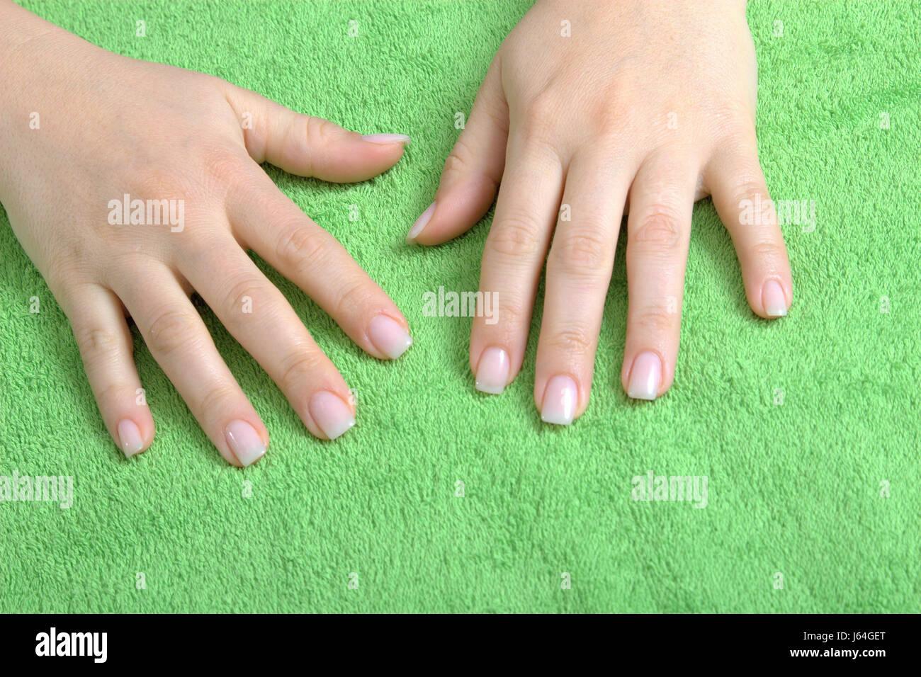Moderno Uñas Encarnadas Dedos Friso - Ideas de Pintar de Uñas ...