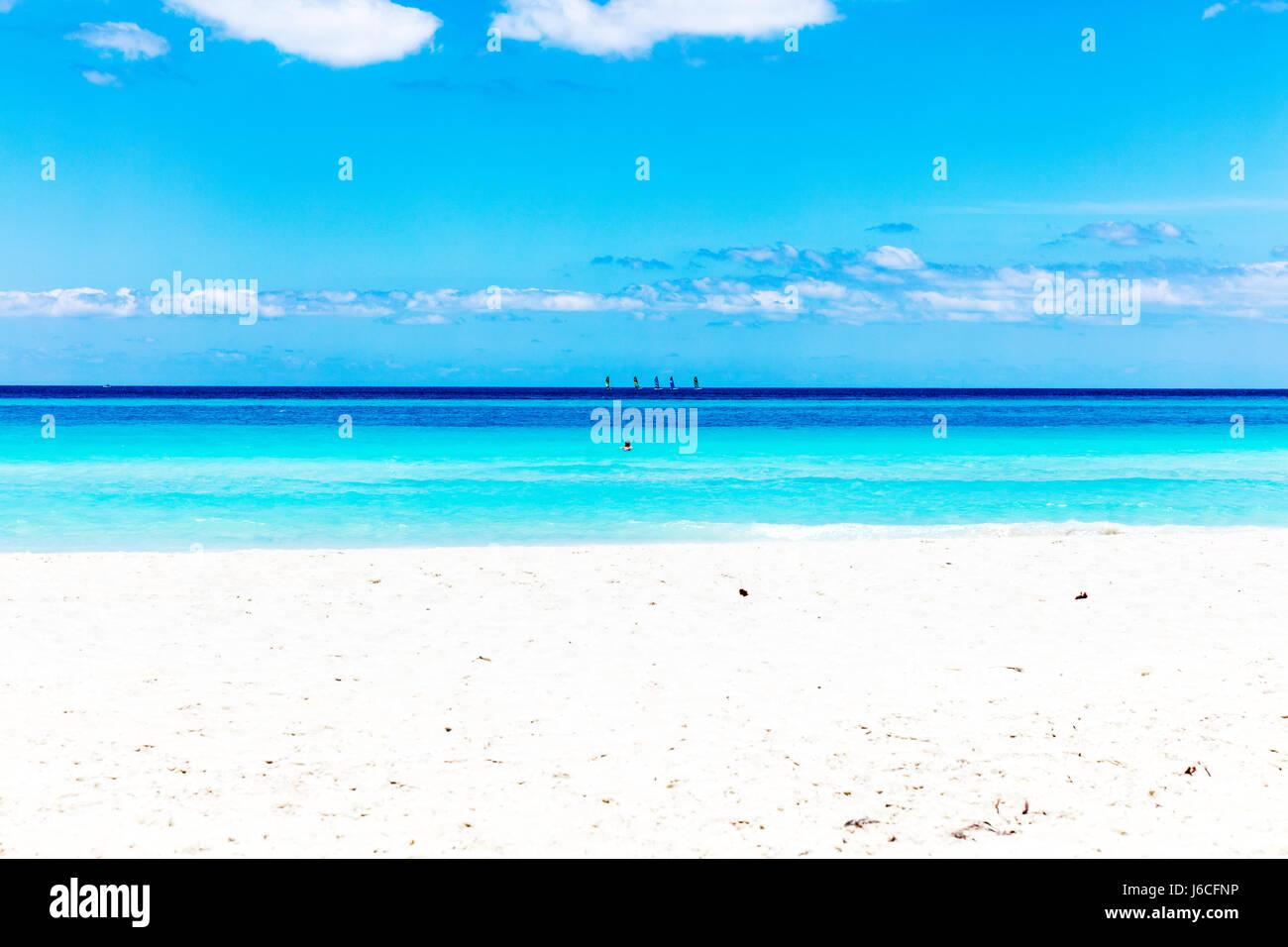 Playa de Cuba, Varadero, Cuba playa Varadero, Cuba, Cuba, Cuba playas playa Varadero, Varadero, Cuba Cuba resort Imagen De Stock