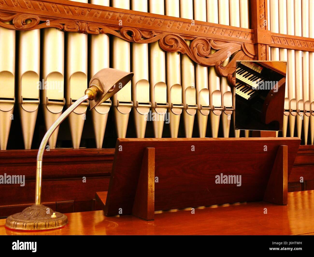 Organo Imagen De Stock
