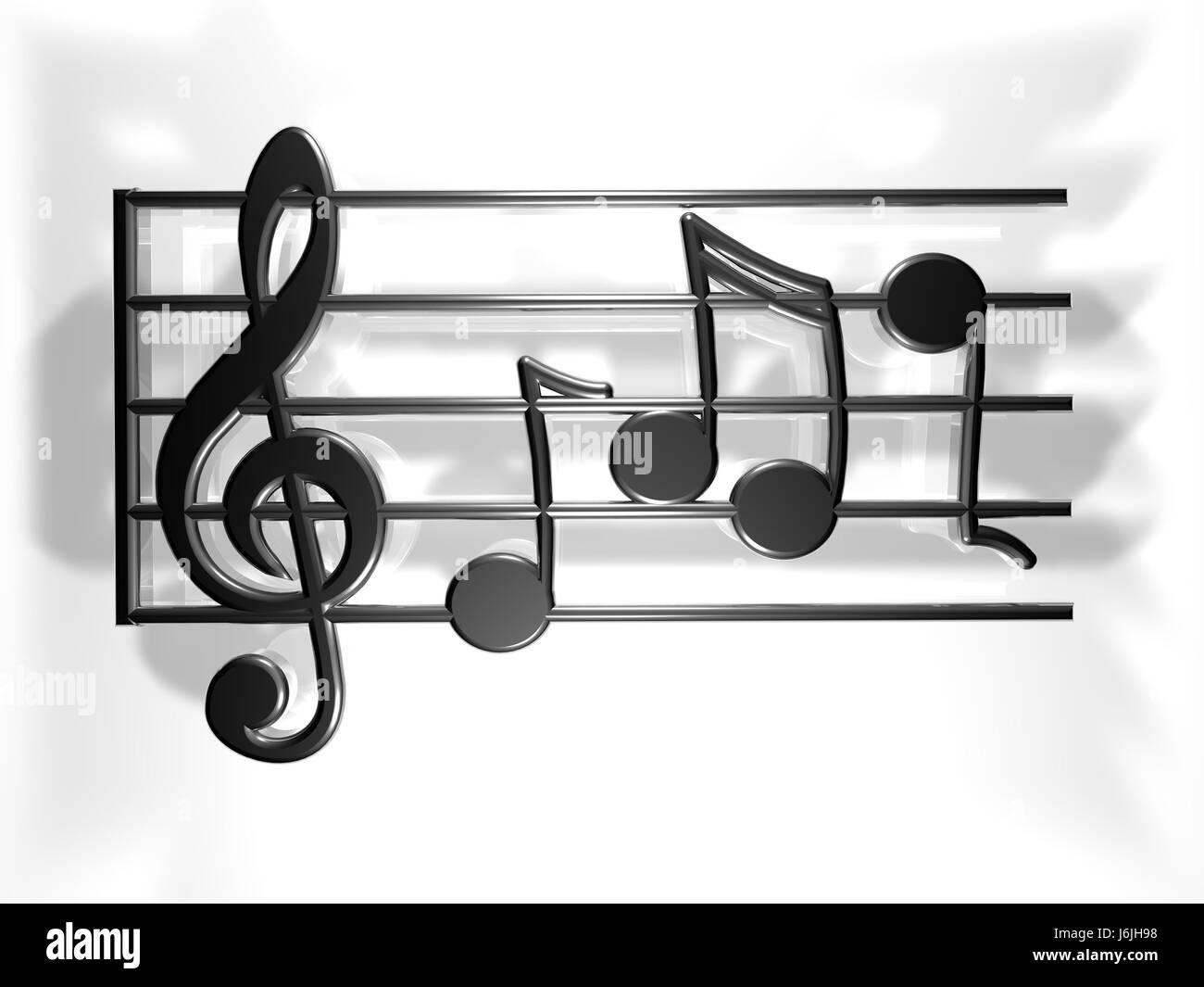 Tonos De Musica Notas Clef Tono Tonos Musicales Notas Nota Opcional