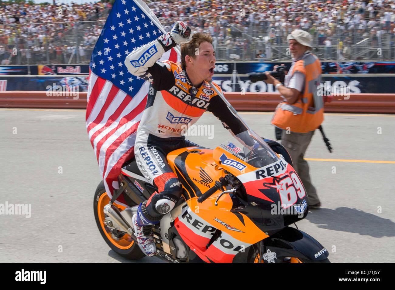 2005, Nicky Hayden, Repsol Honda, MotoGP, GP de la Comunidad