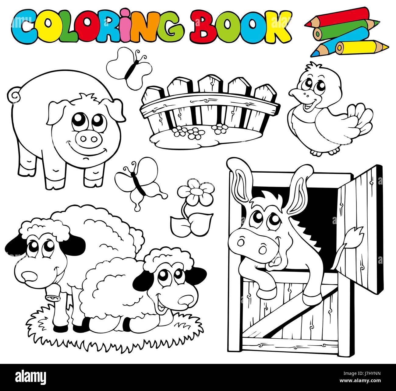 Vistoso Crayola Para Colorear Animales Adorno - Dibujos Para ...