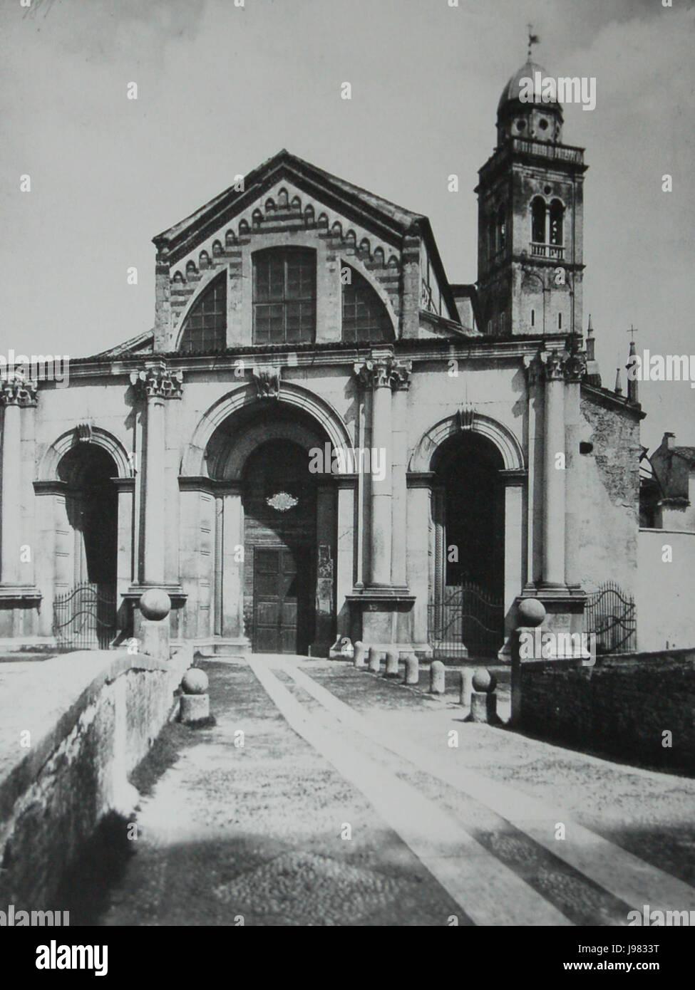 Santa Maria en Organo Imagen De Stock