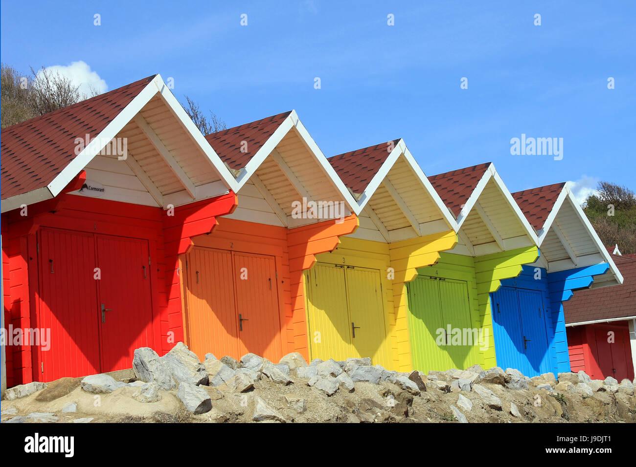 Blue, edificios, espacio, vacaciones, fiestas, vacaciones, turismo verde Imagen De Stock