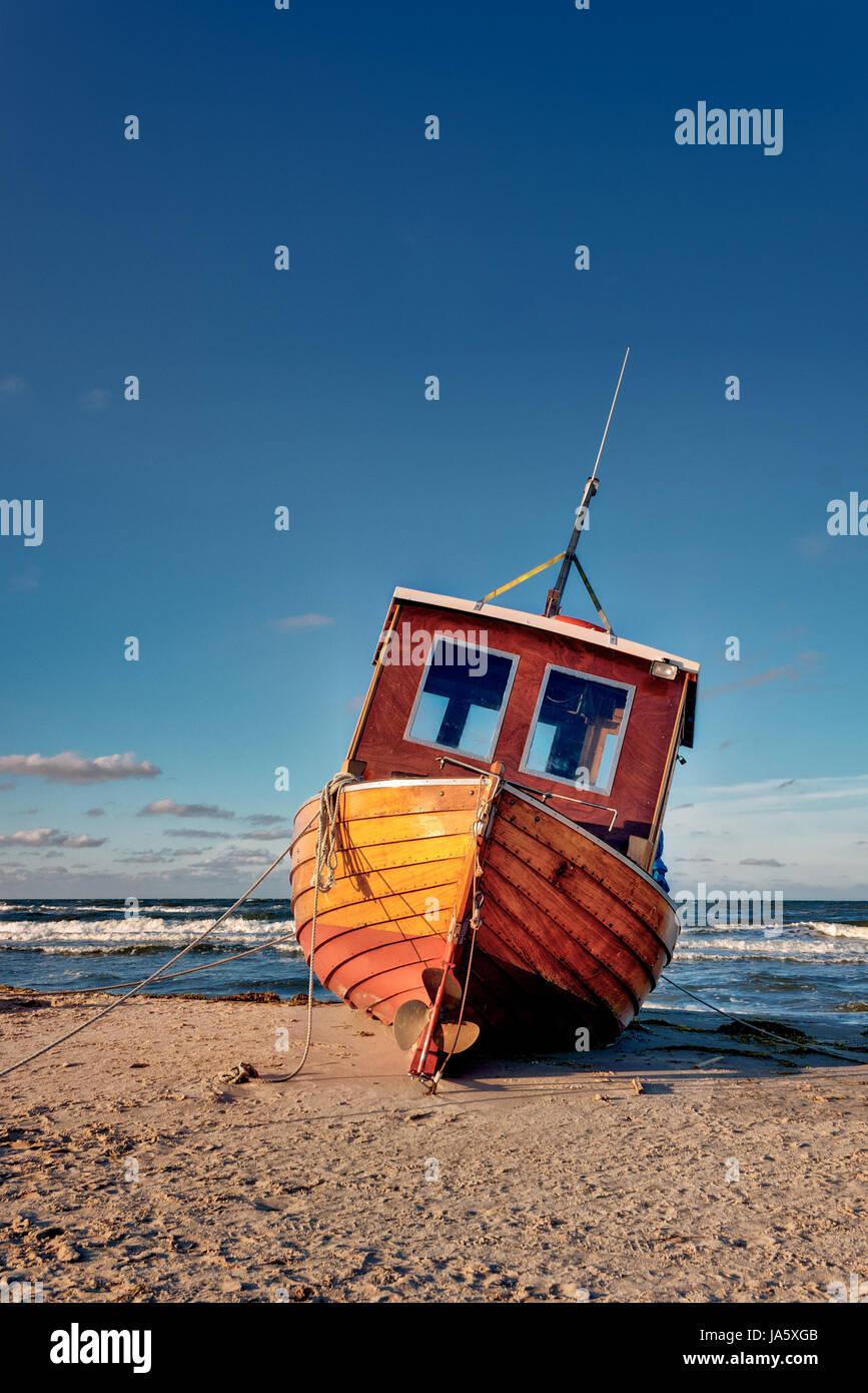 cortador del Báltico Foto de stock
