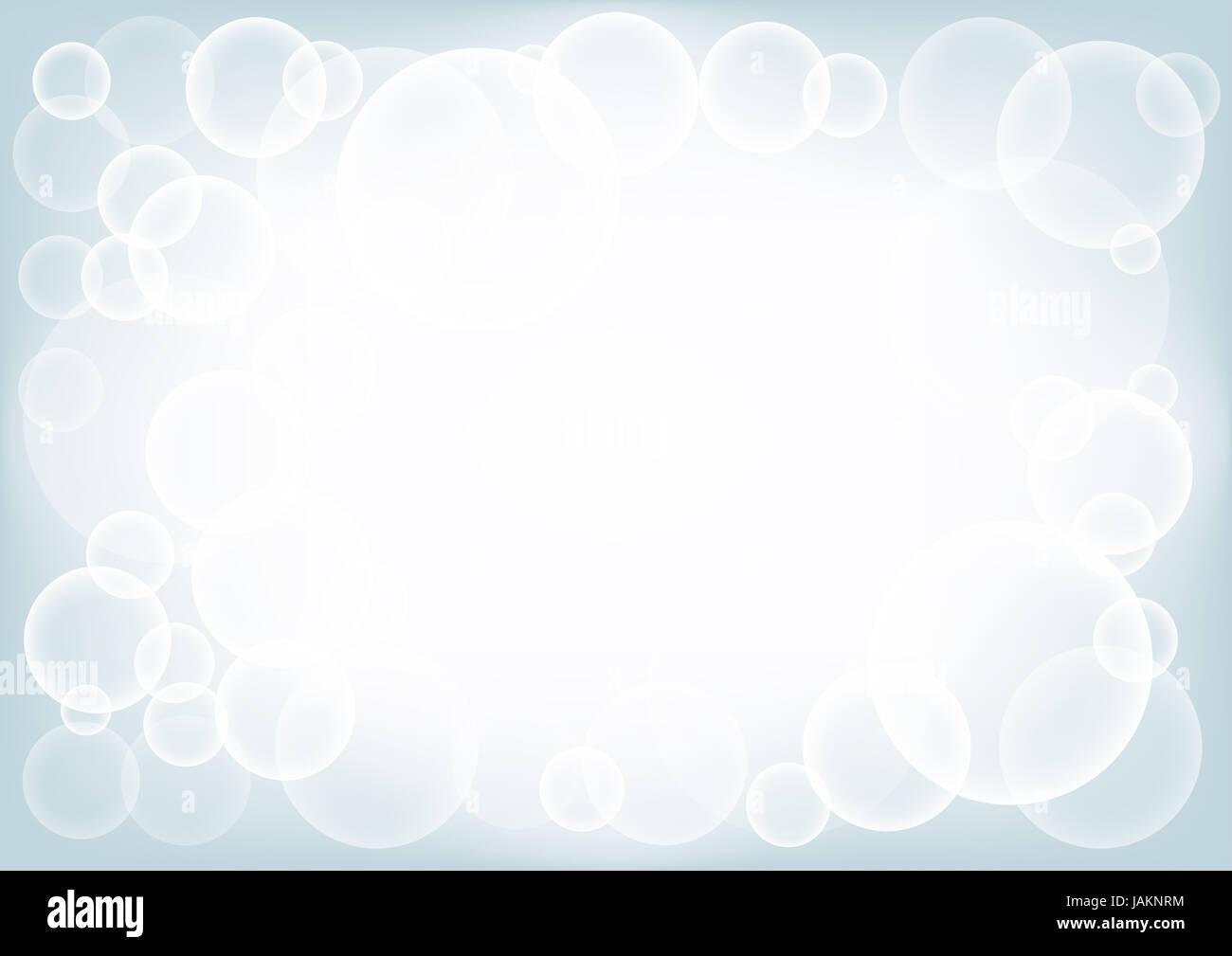Los círculos redondeados eps10 Antecedentes Imagen De Stock