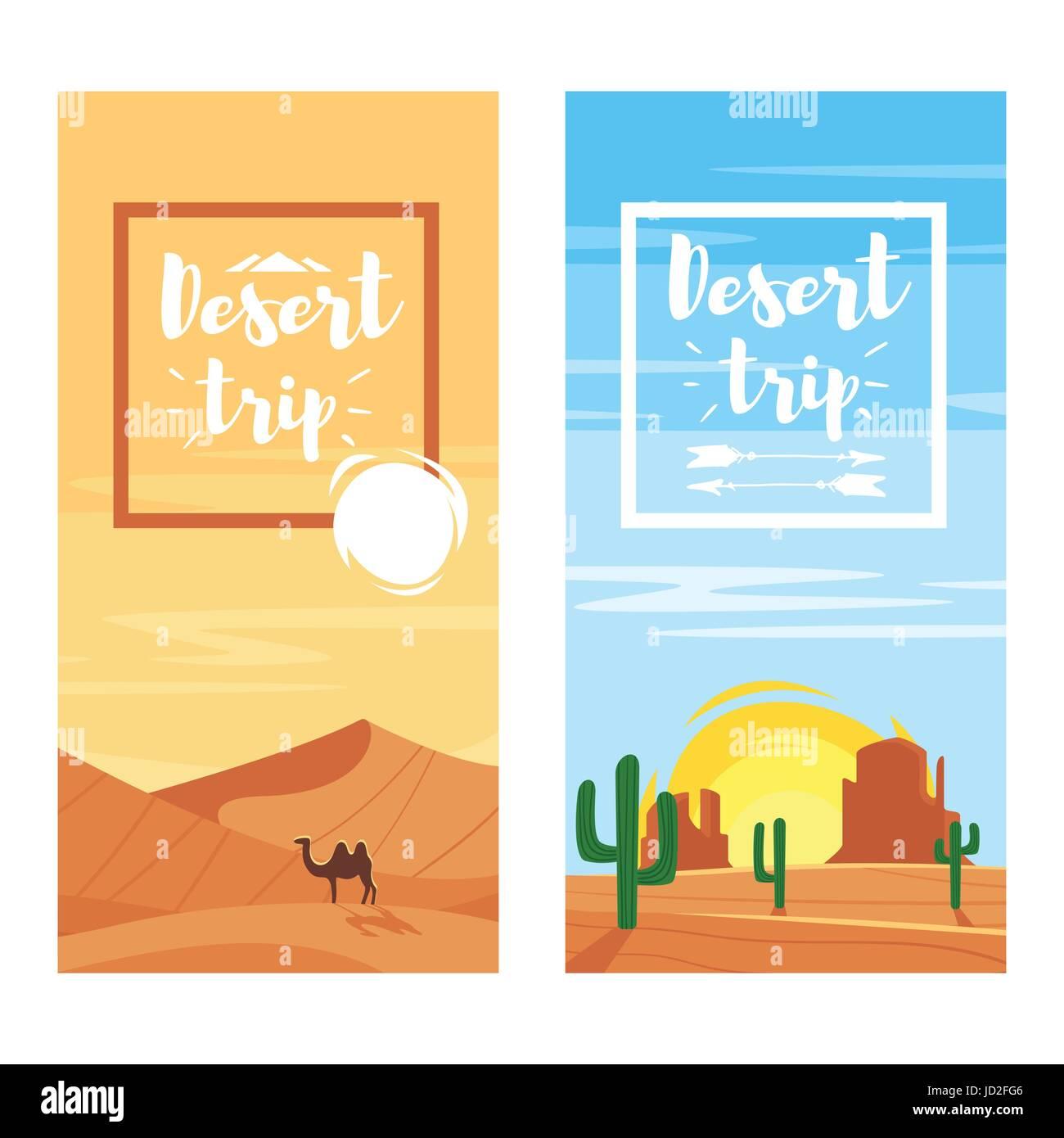 Plantilla de estilo de dibujos animados de vectores para folletos de ...