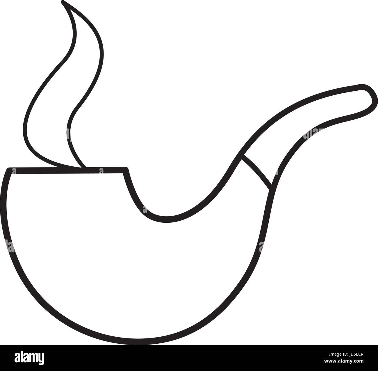 Smoke Line Illustration Imágenes De Stock & Smoke Line Illustration ...