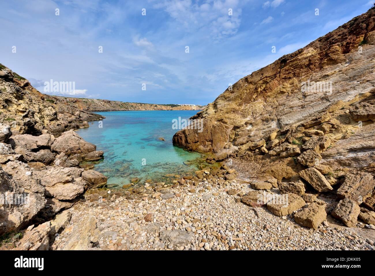 Isla de Menorca España Imagen De Stock