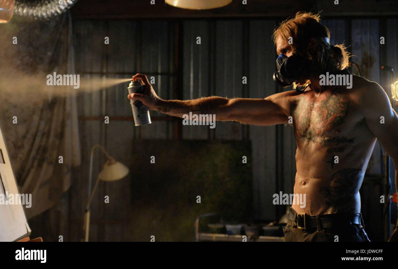 El Devil's candy (2015) ethan embry Juan Byrne (dir) snoot entertainment/colección moviestore ltd Imagen De Stock