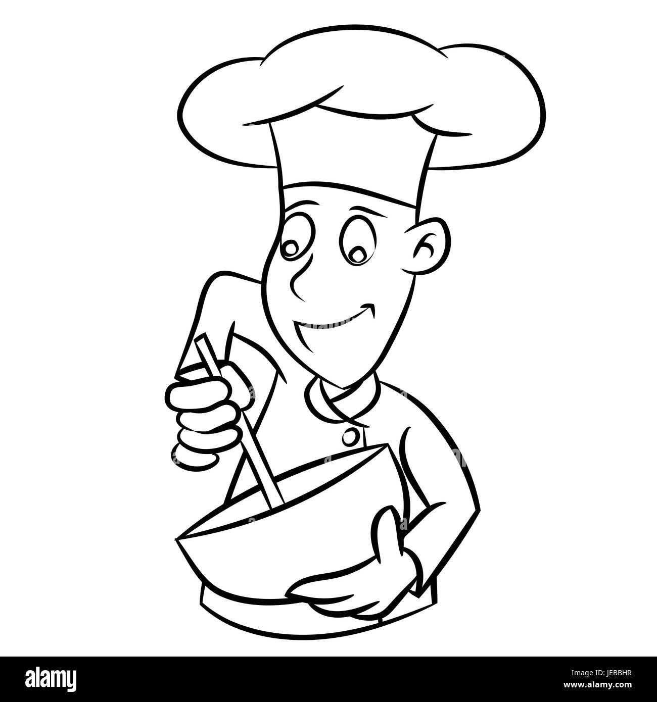 Chef Vector Vectors Imágenes De Stock & Chef Vector Vectors Fotos De ...