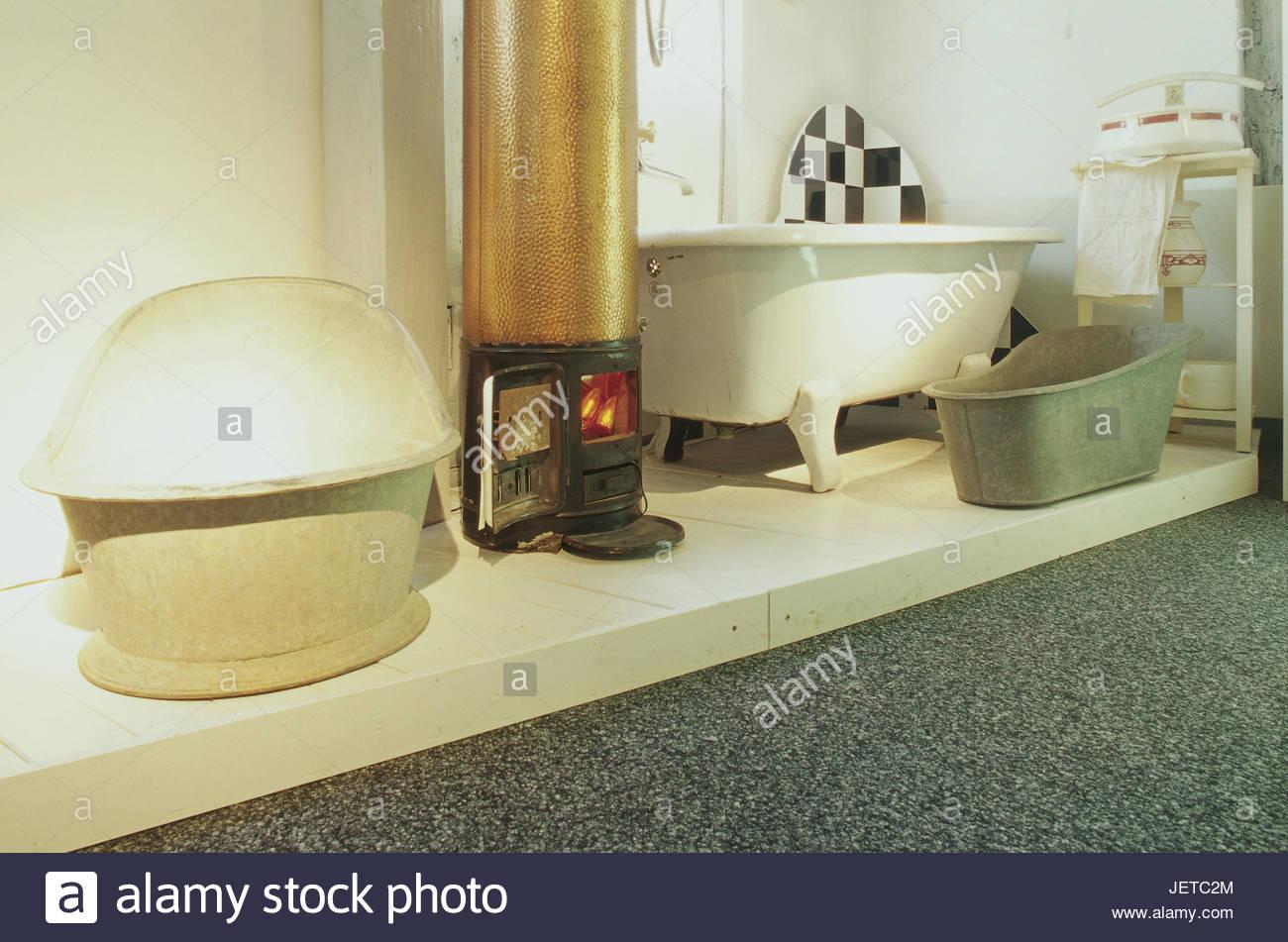 Alemania, en Renania del Norte-Westfalia, baño Salzuflen, baños y ...