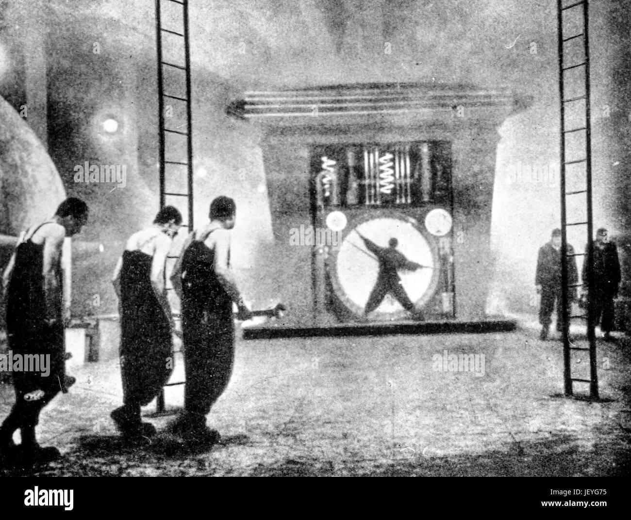Metropolis, 1926 Imagen De Stock