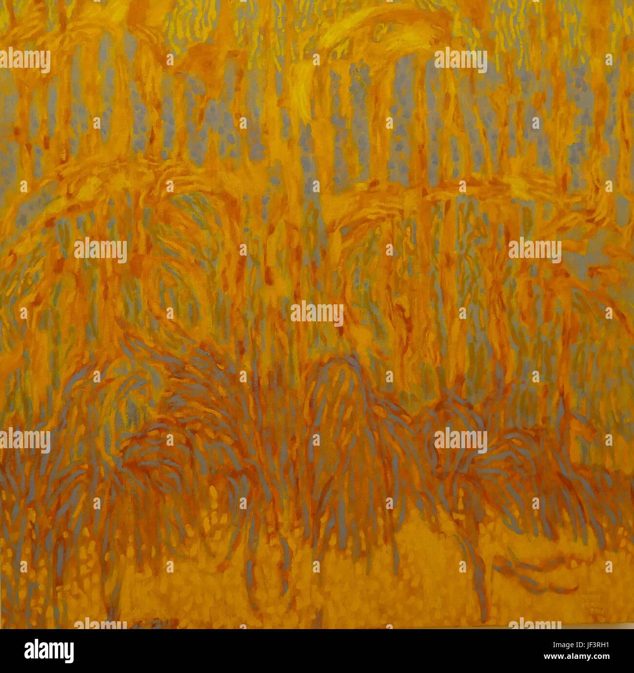 'Four Seasons, dalfsen' de Jeroen Krabbe,Holanda Imagen De Stock