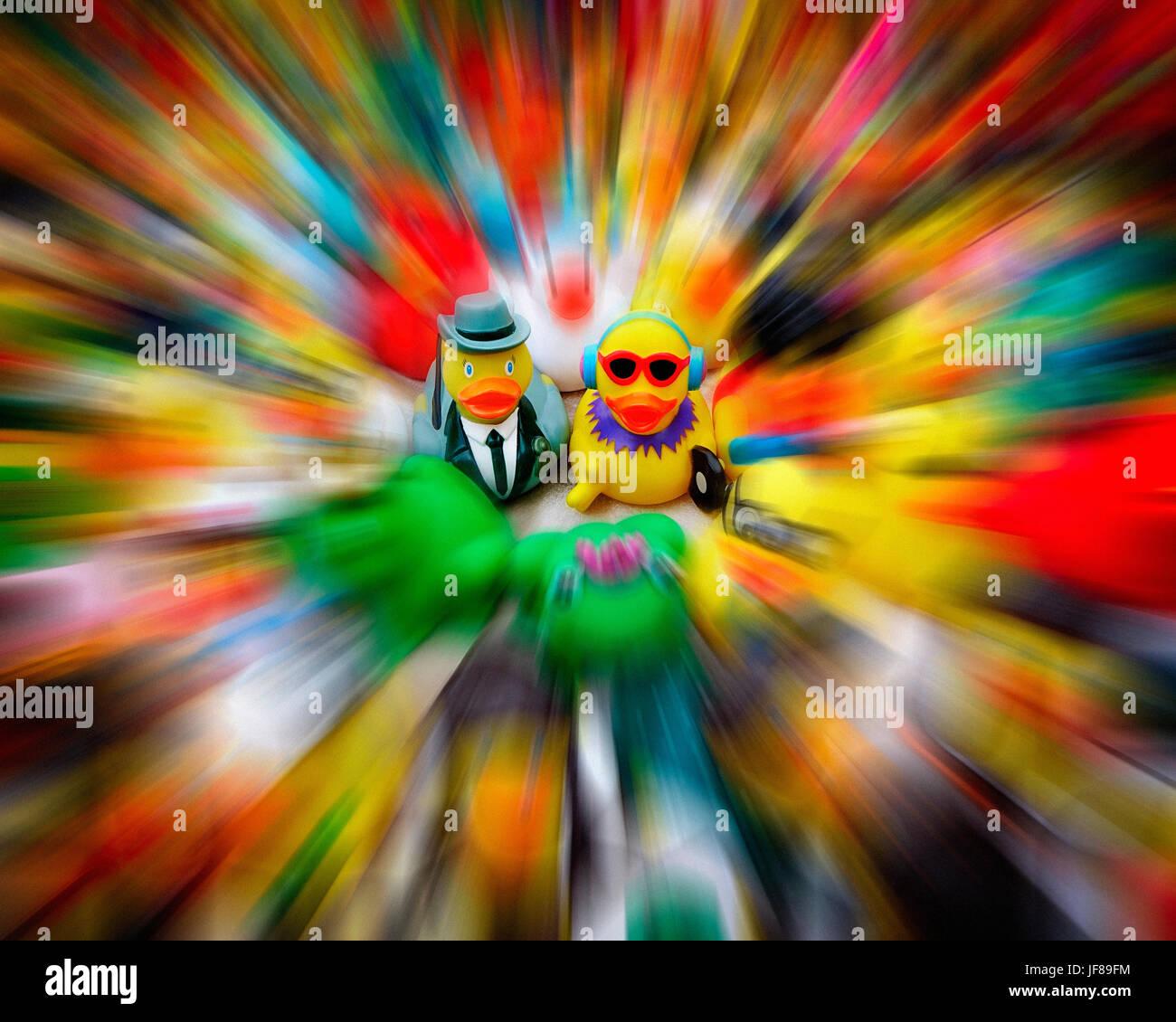 Concepto Fotografía: delante del juego Imagen De Stock
