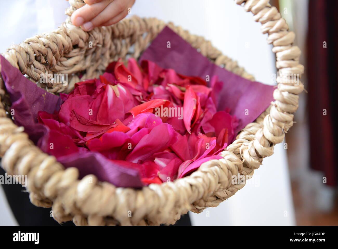Purple Wedding Roses Imágenes De Stock & Purple Wedding Roses Fotos ...