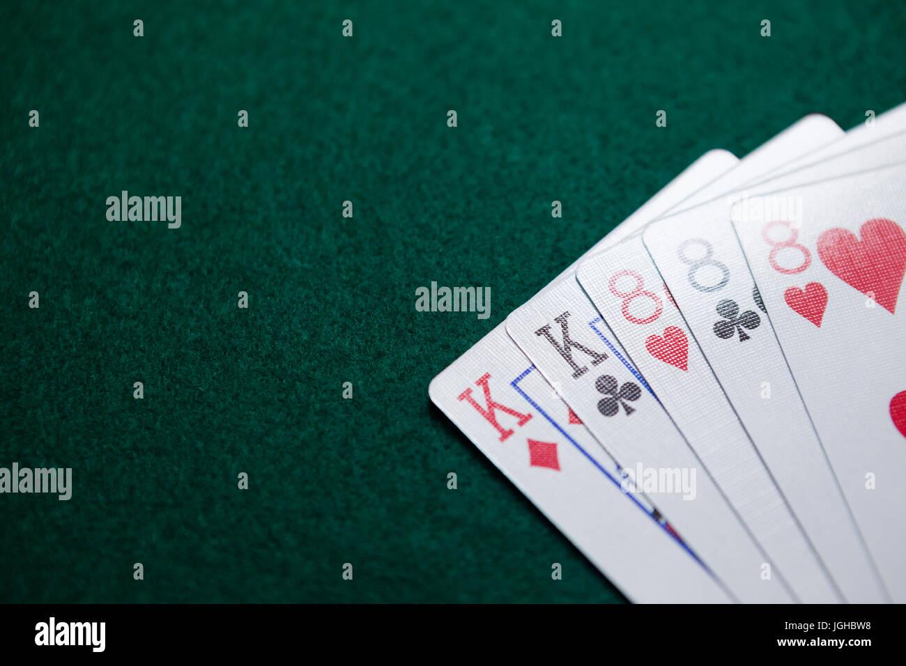2 paquetes de Union Jack jugando a las cartas de póker Puente Juego Juguete