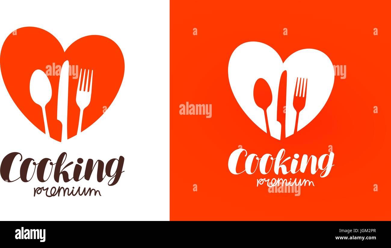 Cocina Cocina Cocina Logo Restaurante Cafeteria Comedor De